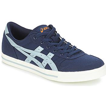 Încăltăminte Pantofi sport Casual Asics AARON CANVAS Albastru