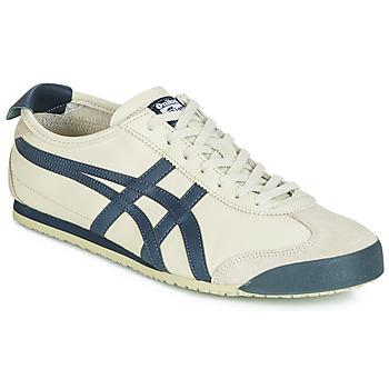 Încăltăminte Bărbați Pantofi sport Casual Onitsuka Tiger MEXICO 66 LEATHER Bej / Albastru
