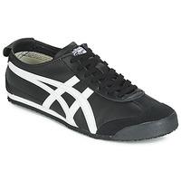 Încăltăminte Pantofi sport Casual Onitsuka Tiger MEXICO 66 LEATHER Negru / Alb