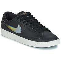 Pantofi Femei Pantofi sport Casual Nike BLAZER LOW LX W Negru / Argintiu